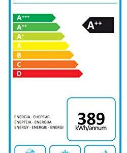Bosch KAN92VI35 Autonome Acier inoxydable 387L 202L A++ réfrigérateur-congélateur - réfrigérateurs-congélateurs (Autonome, Chrome, Acier inoxydable, A++, SN, T, LED, 4*)