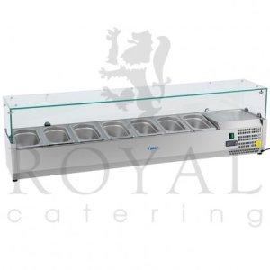 Royal Catering - RCKV-160/33-O - Saladette à poser