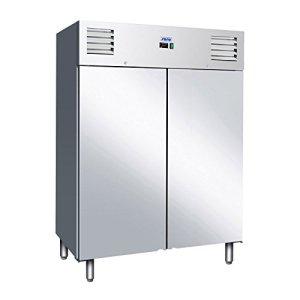 Armoire réfrigérée 2P inox statique TORE GN 1400 TN - SARO