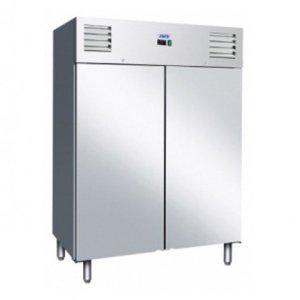 Armoire Congélateur 2P inox ventilée GN 140 BTA - SARO