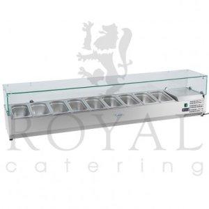 Royal Catering - RCKV-200/38-O - Saladette à poser