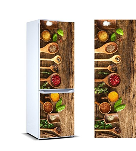 Vinyle Adhésif Pour Les Réfrigérateurs Autocollants Stickers Frigo