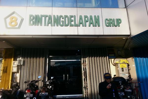 Kantor pusat Bintang Delapan Grup di kawasan Kelapa Gading, Jakarta Utara. Foto: Sapariah Saturi