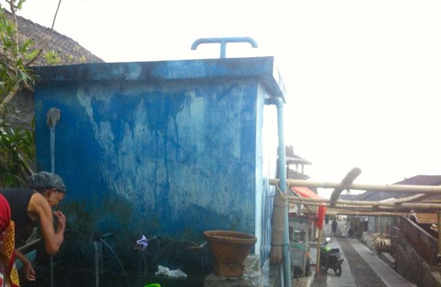 Cacingisasi Air Bersih Swakelola di Ngadirejo Seperti Apa