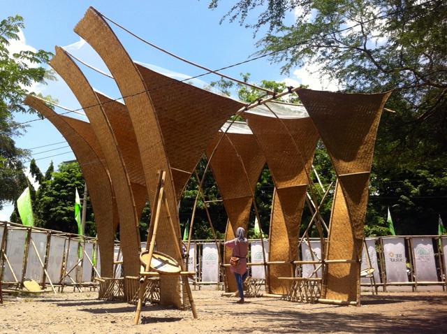 Cerita Bambu Tanaman Kaya Manfaat yang Masih Dipandang