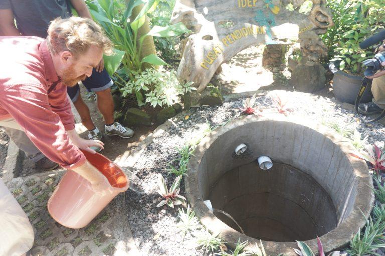 Cara Ini Lebih Efektif Menyimpan Air ke Tanah Dibanding