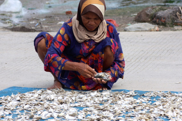 Jalan Panjang Perempuan Nelayan Demak Peroleh Kesetaraan