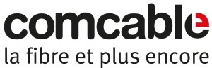 logo comcable Distributeur ComCable Internet Fibre