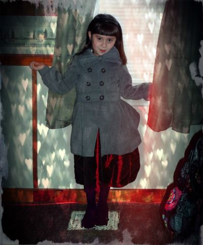 Mikaela's Winter Coat 2013