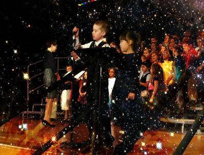 Mikaela's Christmas Concert 2014