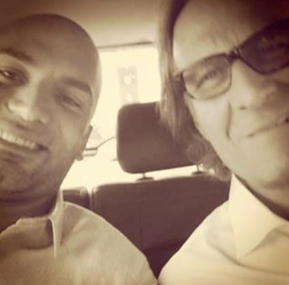 Diego Mulfari e Giorgio Graesan