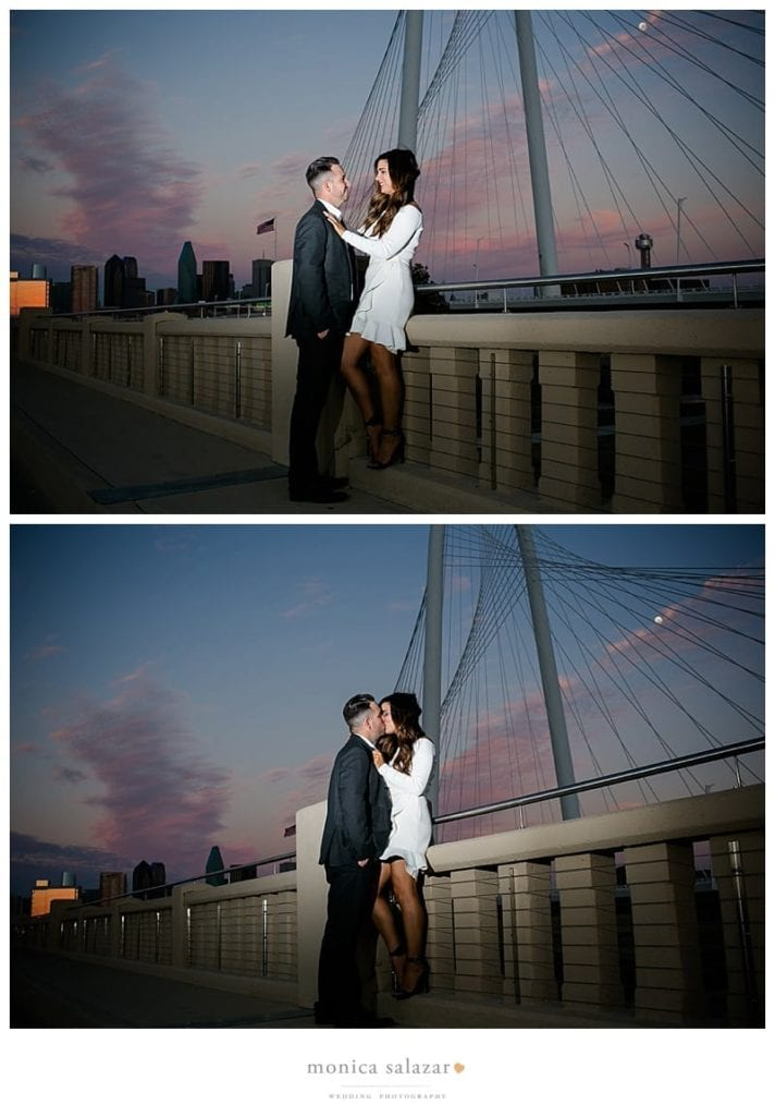 Dallas Engagement Photography Nadia  Roxie are Engaged