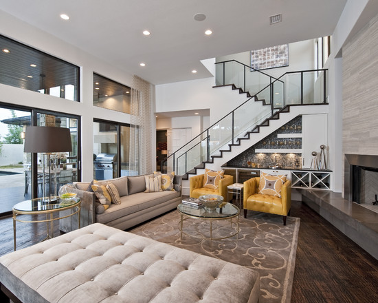 Parade Of Homes Family Room (Austin)