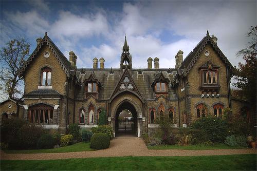 Gatehouse, London, England