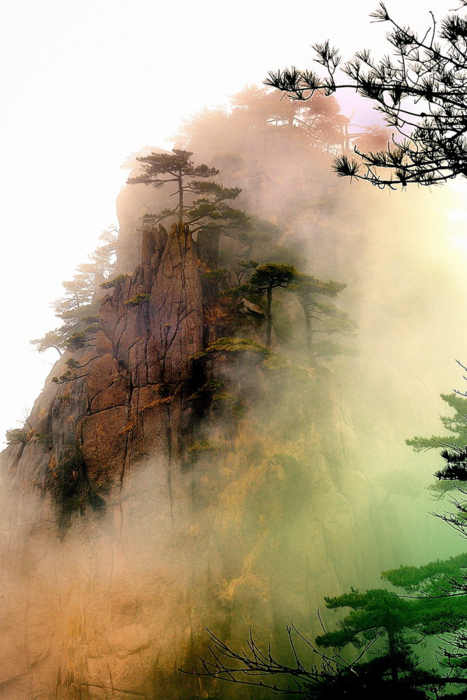 Shrouded in Mist, China
