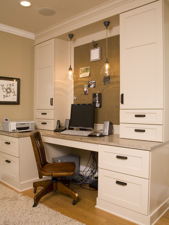 Home Office Computer Room (Seattle)