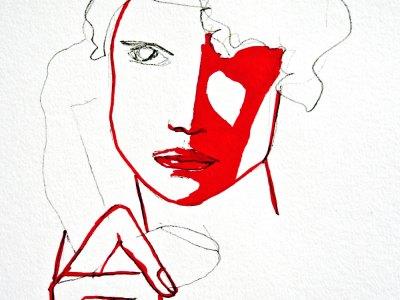 Drawing   Monica Lerda