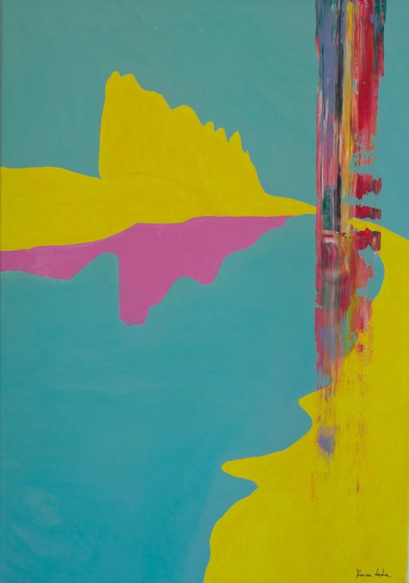 Abstract landscape | Monica Lerda | 3