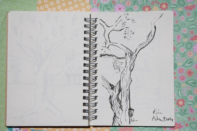 Sketchbook | Monica Lerda | 11