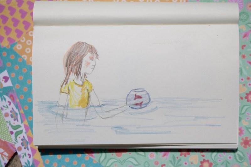 Sketchbook | Monica Lerda | 17