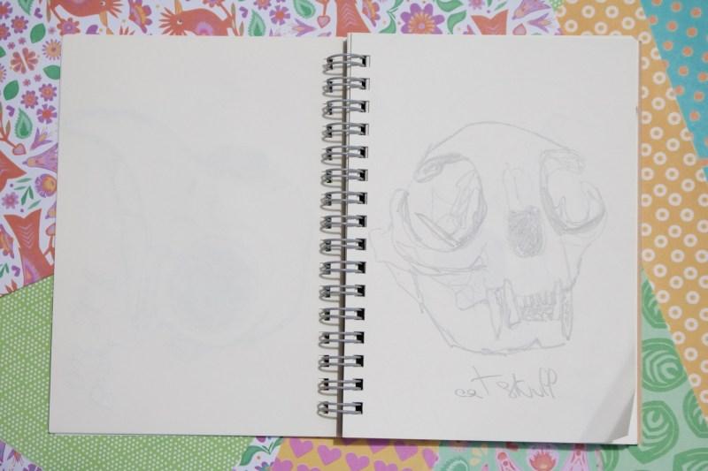 Sketchbook | Monica Lerda | 22