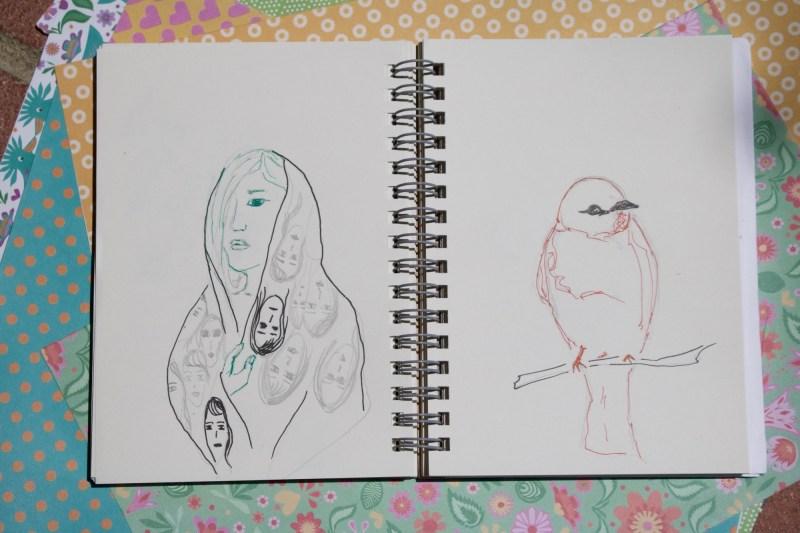 Sketchbook | Monica Lerda | 5