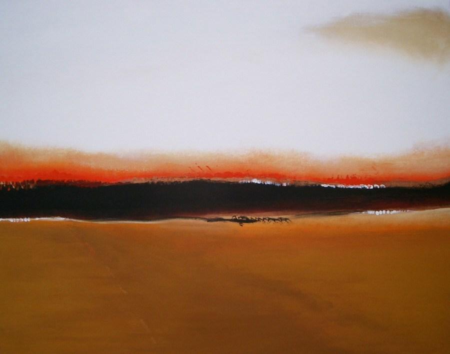 Pintura de Monica Zacharias