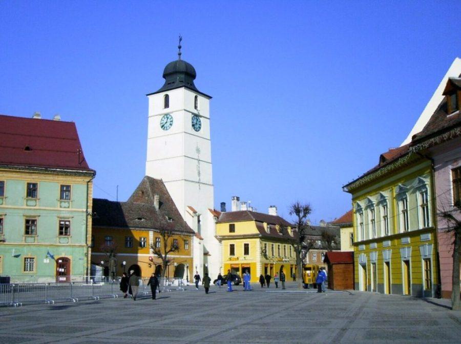Sibiu, Romenia