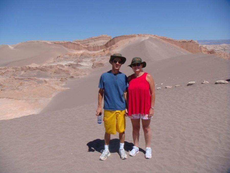 Valle de la Luna, Deserto do Atacama