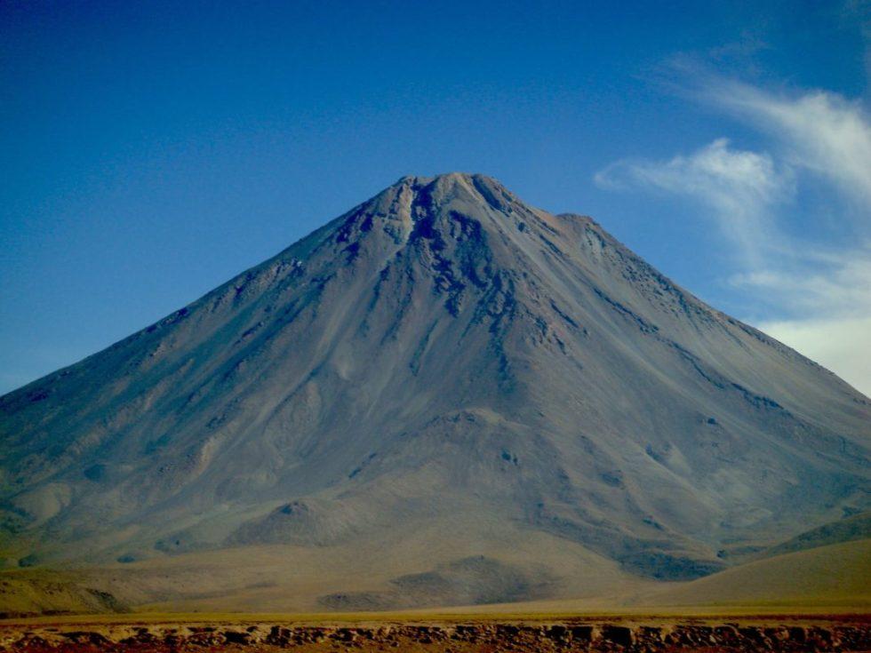 Licancabur, Atacama
