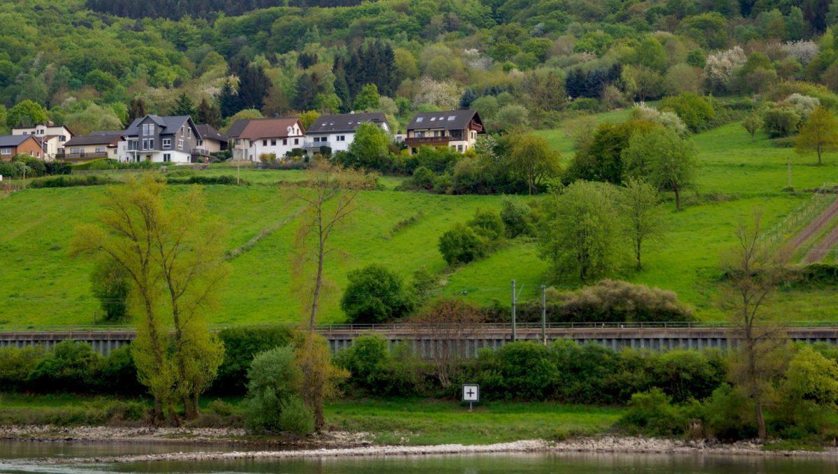 Um Cruzeiro nos Rios Moselle e Reno. O roteiro