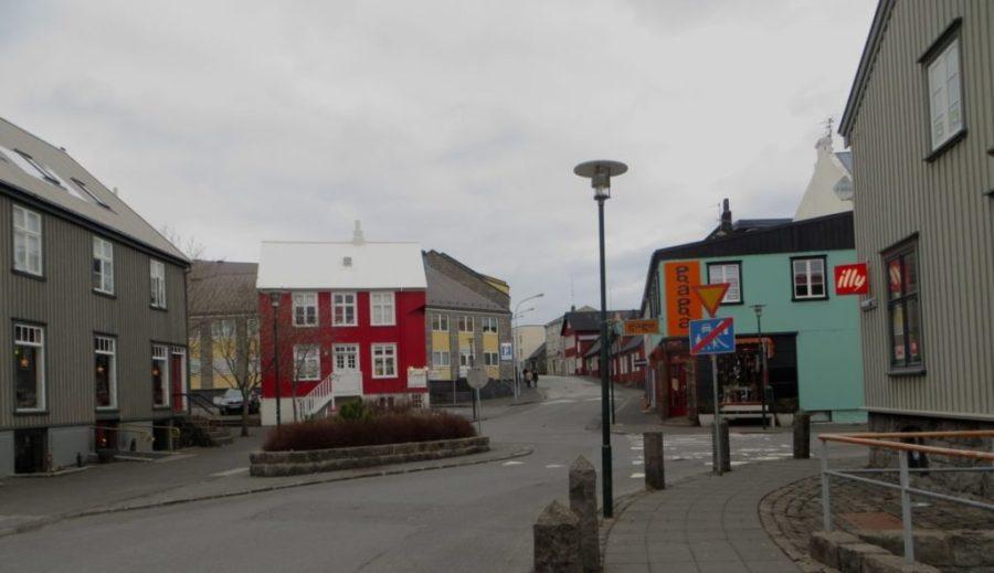 Reykjavík, Islandia