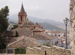 Zahara de la Sierra, Espanha
