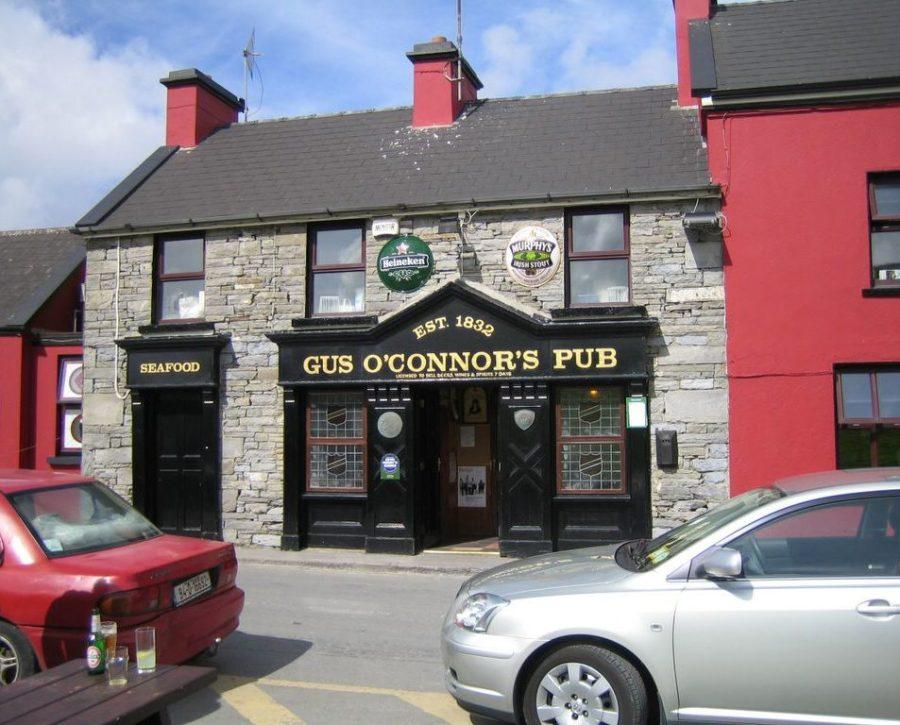 Gus O'Connors Pub, Doolin, Irlanda