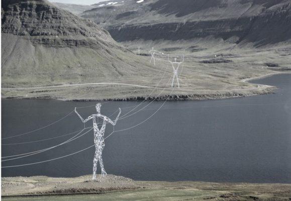 Arquitetura na Islândia