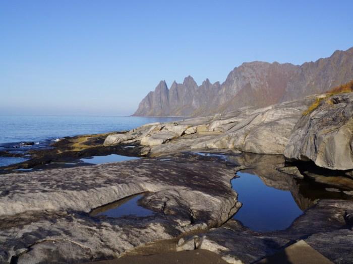 Noruega do Ártico, sua bela paisagem e Arquitetura
