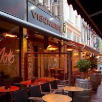 Restaurante Vis& Meer, o melhor de Utrecht