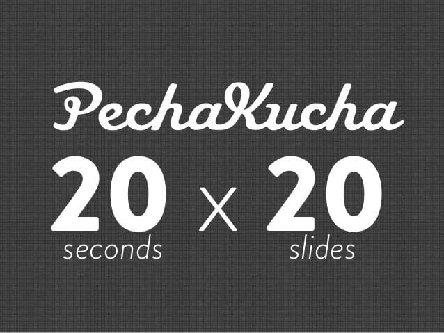 Pecha Kucha Sevilla vol.15