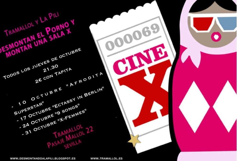 Ciclo cine pornofeminista (III edición)