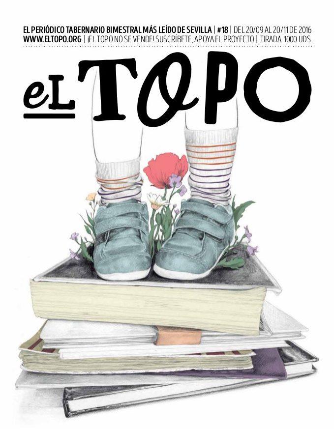 El Topo, el periódico tabernario más leído de Sevilla