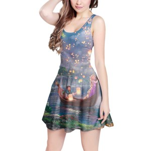 RainbowRules Tangled Dress
