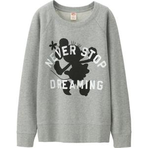 Uniqlo Minnie Mouse Never Stop Dreaming
