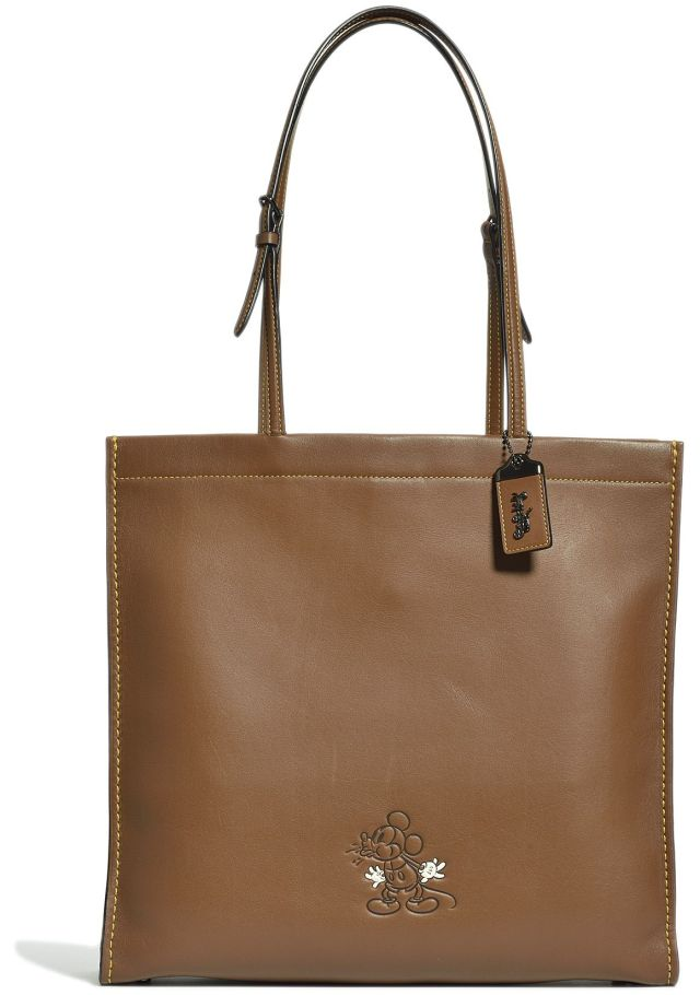 Coach Tote Brown