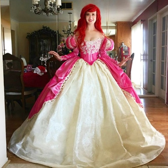 Dad Designs Disney Costumes For His Kids Monica 39 S Mad