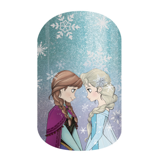 Jamberry Frozen in Time