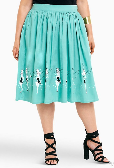 Disney Tinkerbell Collection Pixie Swing Skirt