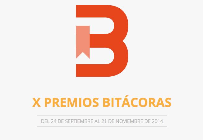 Mónica Valle premios Bitacoras