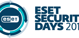 Monica Valle Eset Security Days Presentadora