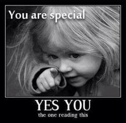 Jij bent de moeite waard!