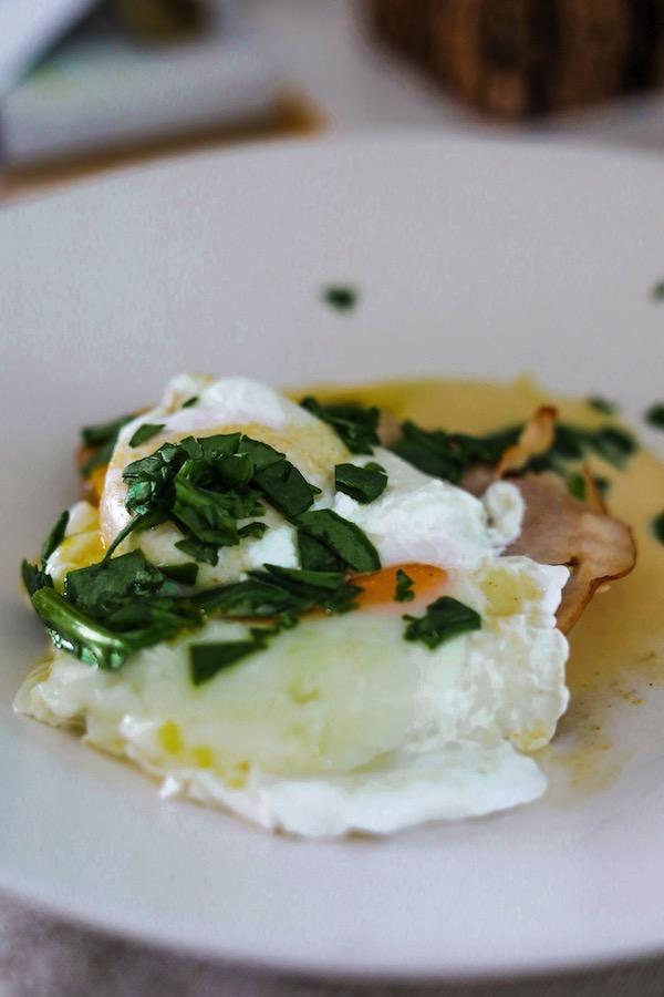 Homemade Healthy Eggs Benedict Recipe